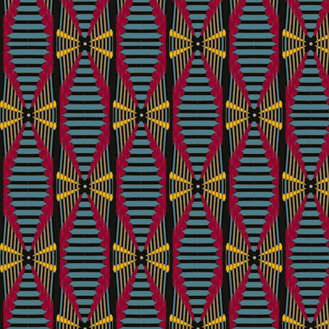 River Passage fabric by david_kent_collections on Spoonflower - custom fabric