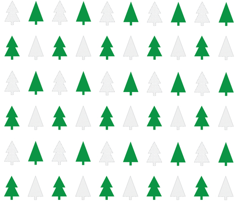 evergreen_and_green fabric by ee_designs on Spoonflower - custom fabric