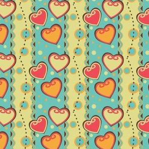 Popping Hearts