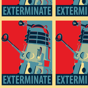 Exterminate! (11x14)