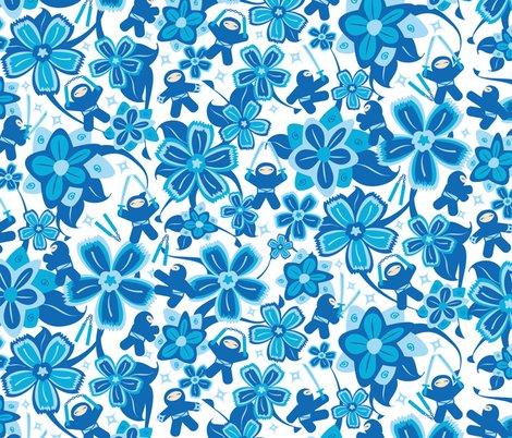 Rrrrrninja_fabric_blue_shop_preview