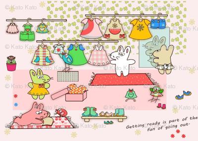 Kato's Closet