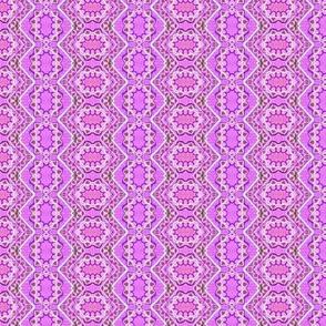 Left, Right, Left, Honeycomb Vertical Stripe