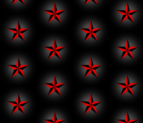 star fabric by mamarayrey on Spoonflower - custom fabric