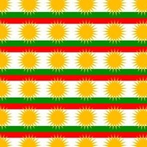 Sun over Kurdistan