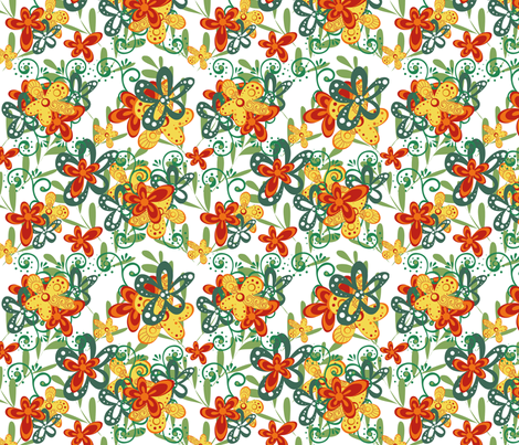 doodledidoo_vermundesigns fabric by jodysart on Spoonflower - custom fabric