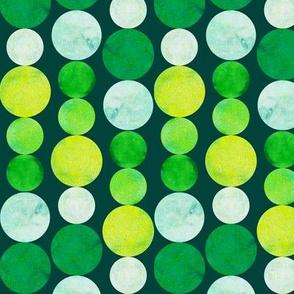 Paper Mache Dots
