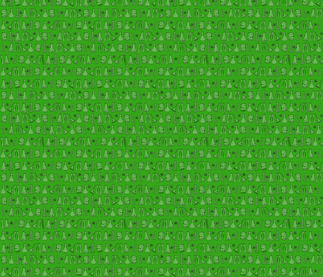 Green Chemistry Lab Small fabric by nocodazole on Spoonflower - custom fabric