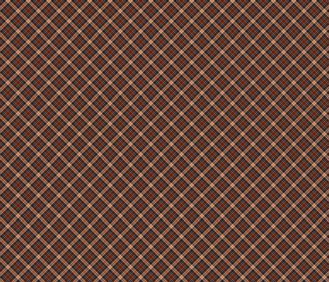 redbrown_beige_tartan_2 fabric by vinkeli on Spoonflower - custom fabric