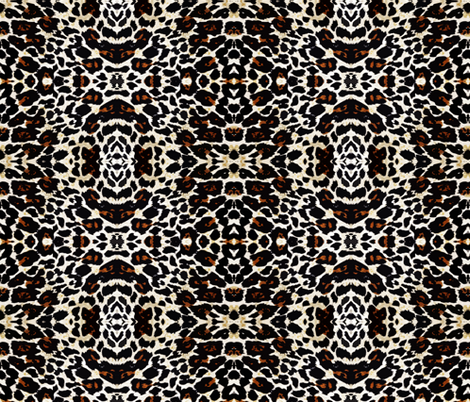 cheetahIMG_8396-ed fabric by glennis on Spoonflower - custom fabric