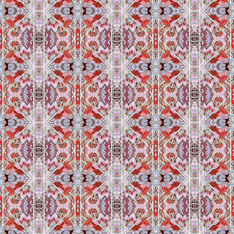 Chatting in the Parlor fabric by edsel2084 on Spoonflower - custom fabric