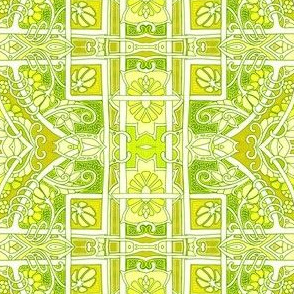 Lemon Lime Sunshine Time