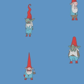 Gnomes and Goblins Big