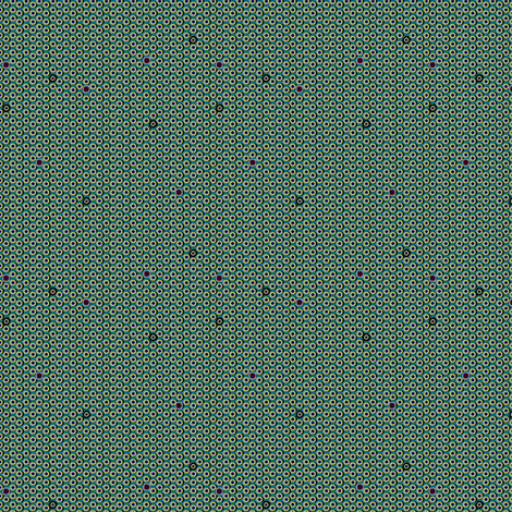 atlantis_dots fabric by glimmericks on Spoonflower - custom fabric