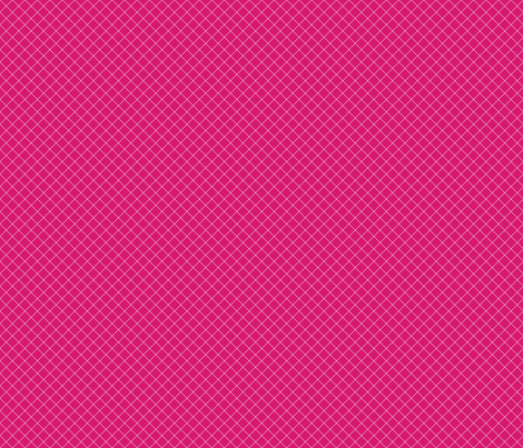 HOT Pink Fishnet fabric by jannasalak on Spoonflower - custom fabric