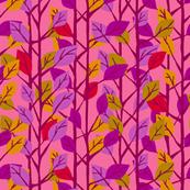 Cherry Trees (pink)
