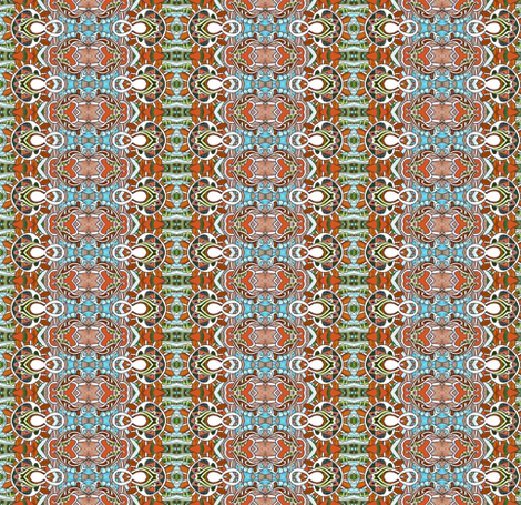Doing the Charleston fabric by edsel2084 on Spoonflower - custom fabric