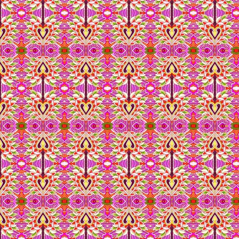 Cupid's Arrows fabric by edsel2084 on Spoonflower - custom fabric