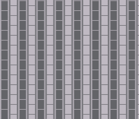 Film Strip Stripe fabric by modgeek on Spoonflower - custom fabric