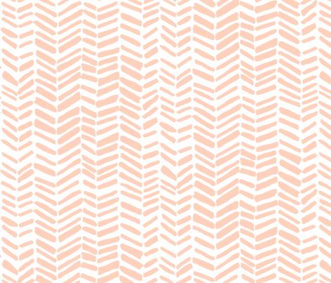 "Impression ""PALE BEACH"" (custom) fabric by leanne on Spoonflower - custom fabric"