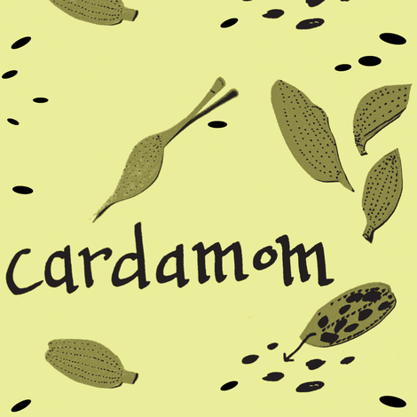 Cardamom fabric by boris_thumbkin on Spoonflower - custom fabric