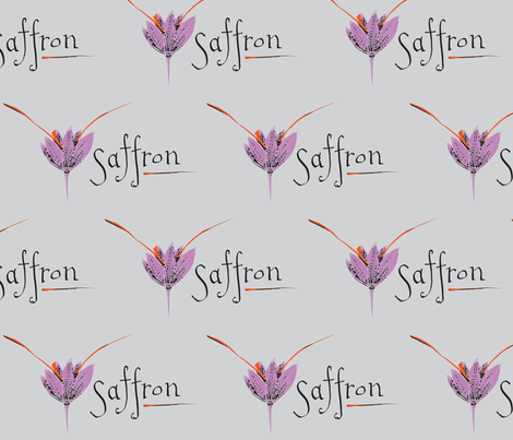 Saffron fabric by boris_thumbkin on Spoonflower - custom fabric
