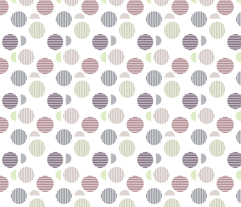 dots fabric by demigoutte on Spoonflower - custom fabric