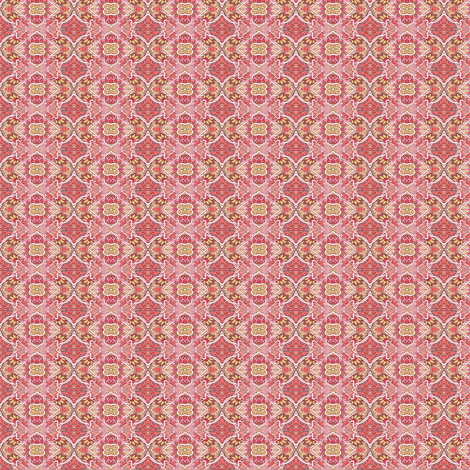 Hello Dolly and Dollhouse fabric by edsel2084 on Spoonflower - custom fabric