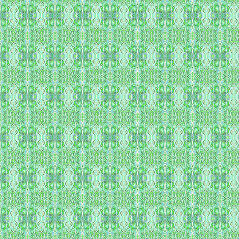 Subtle Green Vertical Stripe fabric by edsel2084 on Spoonflower - custom fabric