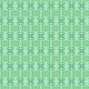 Subtle Green Vertical Stripe
