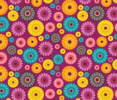 Jackie OMG- A Day Out Dress fabric by cynthiafrenette on Spoonflower - custom fabric