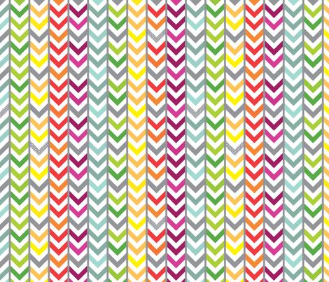 Friendship bracelets fabric by cynthiafrenette on Spoonflower - custom fabric