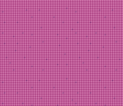 Jackie OMG- Houndstooth Suit fabric by cynthiafrenette on Spoonflower - custom fabric