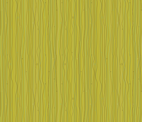 It's a Handmade World: Grassy Stripe fabric by cynthiafrenette on Spoonflower - custom fabric