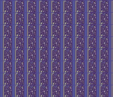 Sapphire Flower Quilt