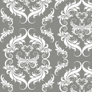 Flourishing Damask