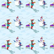 Rclown_boys__snowman_and_dog_revise_colors_plus_6_shop_thumb