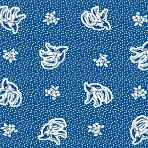 Willow-esque Swallows & Dots