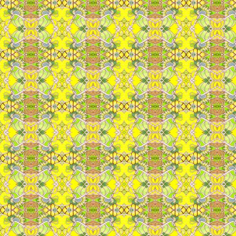 Capturing Sunshine in a Jar fabric by edsel2084 on Spoonflower - custom fabric