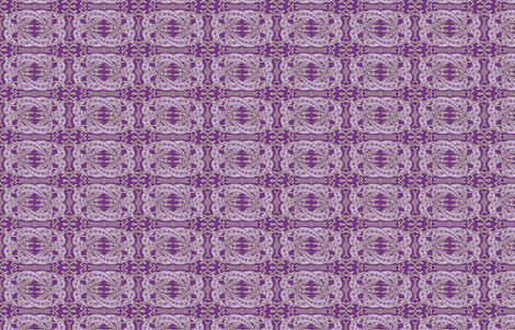 Purple Celtic Greyhounds ©2011 by Jane Walker fabric by artbyjanewalker on Spoonflower - custom fabric