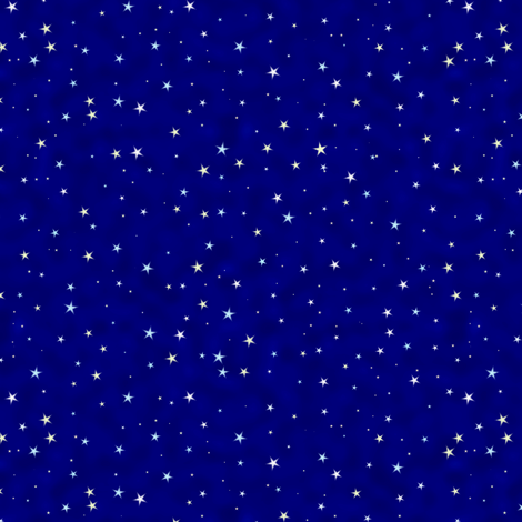 Stars fabric by patchinista on Spoonflower - custom fabric