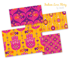 Indian Love Story Collection Sampler