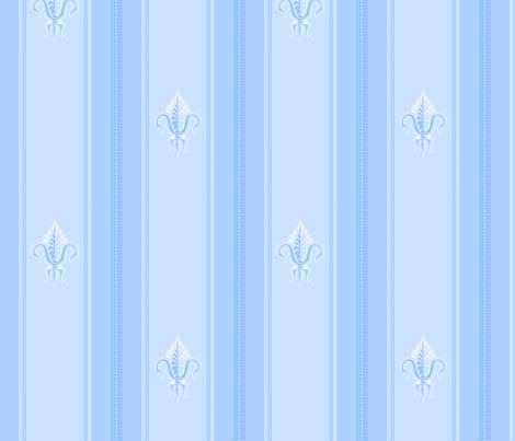 FDL Blue Daquiri fabric by glimmericks on Spoonflower - custom fabric