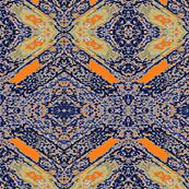 Carpet Bag Blue