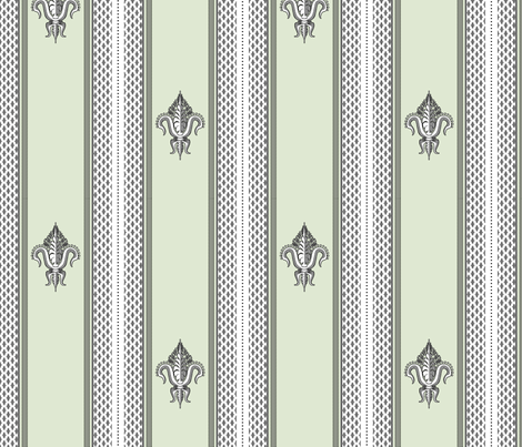 FDL Mint fabric by glimmericks on Spoonflower - custom fabric