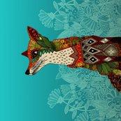 Rrice_floral_fox_yard_art_panel__16052016_st_sf_blanket_shop_thumb