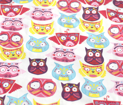 ornate owls collection