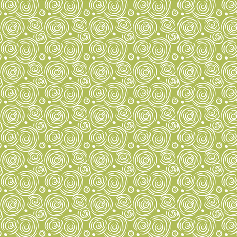 Swirls & Bubbles fabric by dianne_annelli on Spoonflower - custom fabric