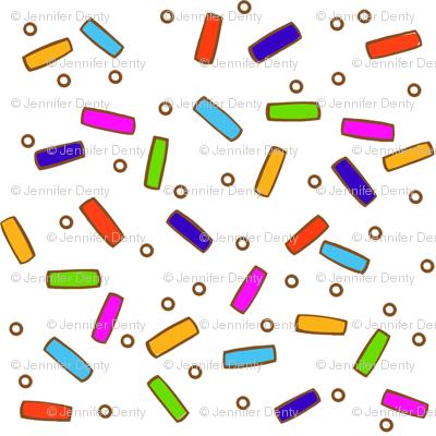 Sprinklespattern
