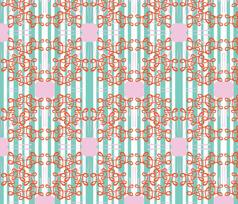 Burst fabric by the_blonde_factory on Spoonflower - custom fabric